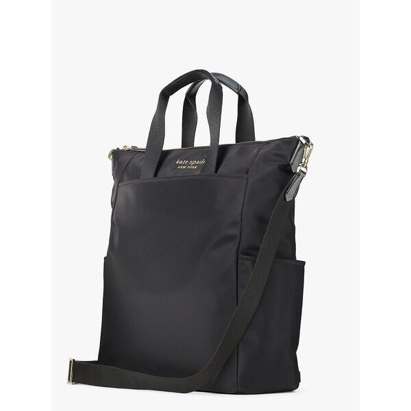 daily convertible backpack, BLACK, hi-res