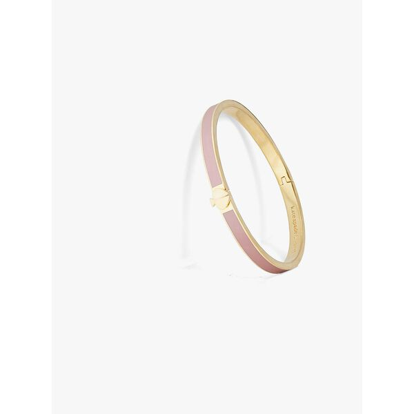 heritage spade thin enamel bangle