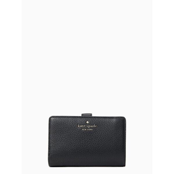 leila medium compact bifold wallet