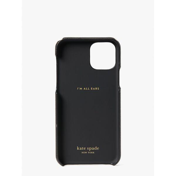 sunshine dot iphone 11 pro case, black multi, hi-res