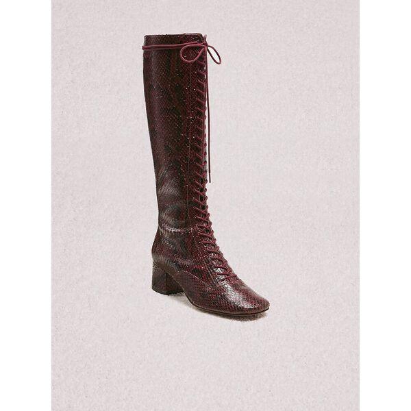 lake lace-up boots