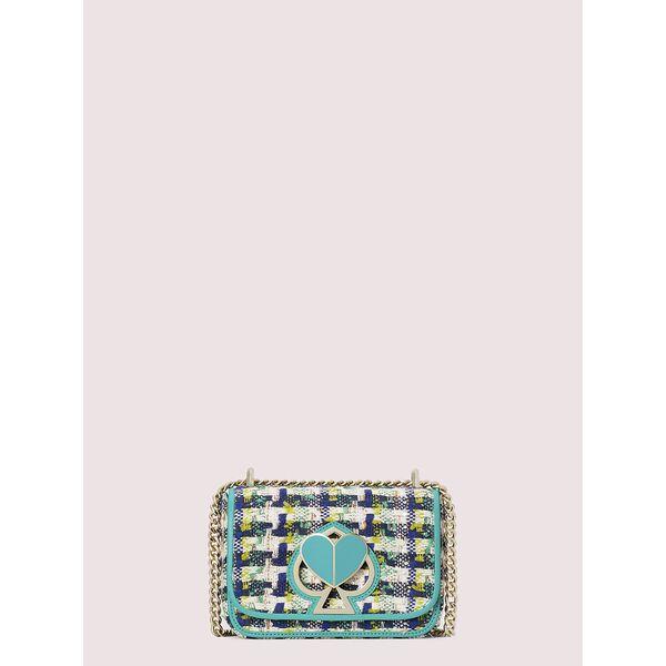 nicola tweed twistlock small convertible chain shoulder bag