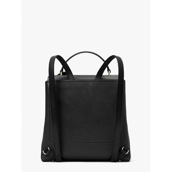thompson medium backpack, black, hi-res