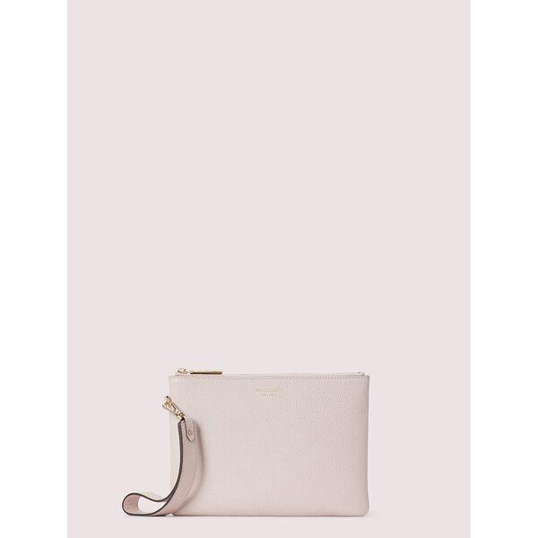margaux small pouch wristlet, tutu pink, hi-res