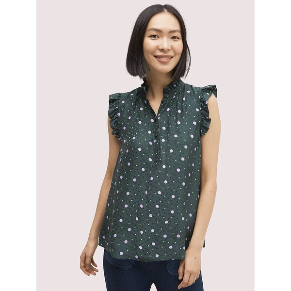 pop dots shell top