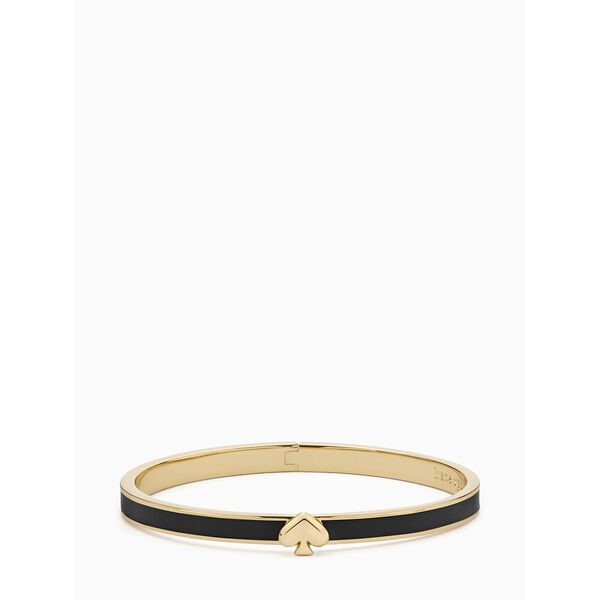 everyday spade thin enamel bangle