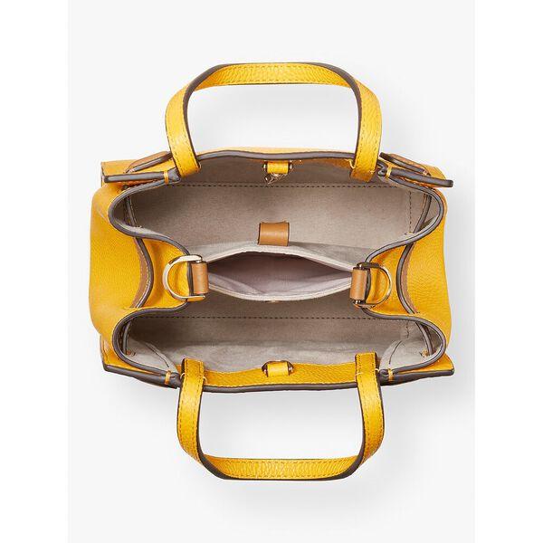 lane small satchel, loquat, hi-res