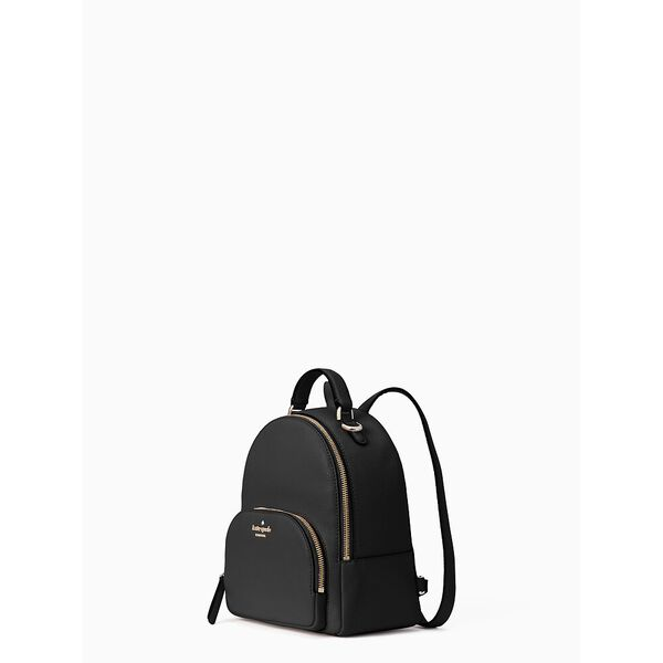 jackson medium backpack, black, hi-res