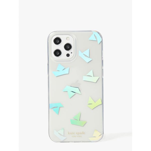 paper boats iphone 12 pro max case