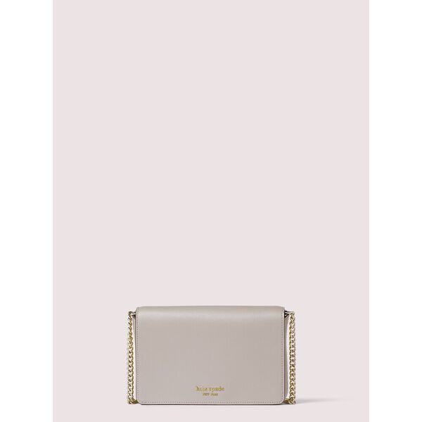 spencer chain wallet, TRUE TAUPE, hi-res