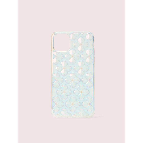 3d spade flower iphone 11 pro max case, multi, hi-res