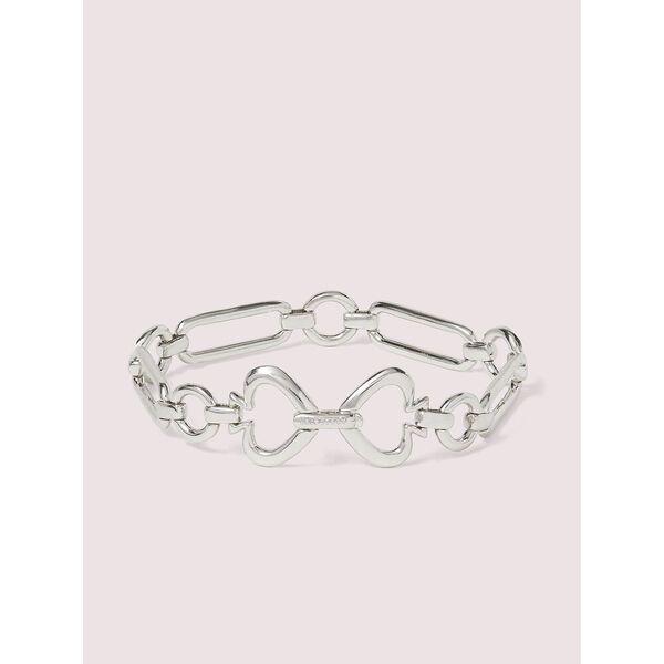 spade link bracelet
