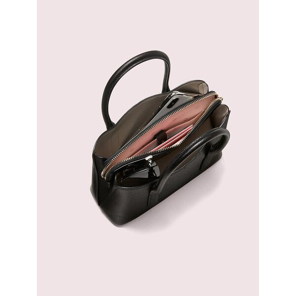 margaux mini satchel, true taupe, hi-res