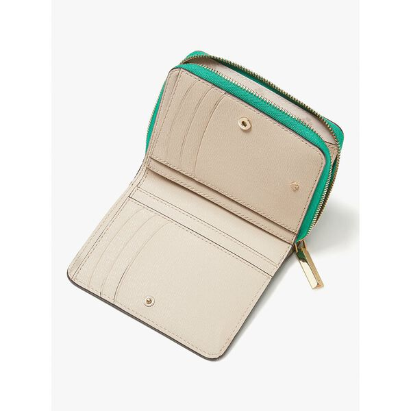 spencer small compact wallet, yucca, hi-res