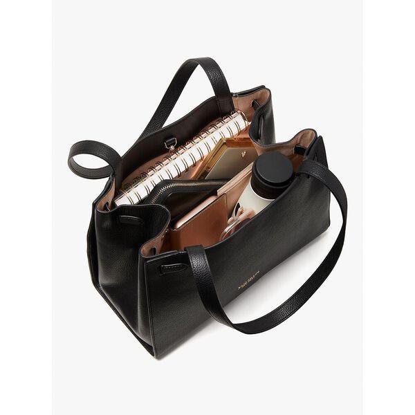 lane large satchel, niagara, hi-res