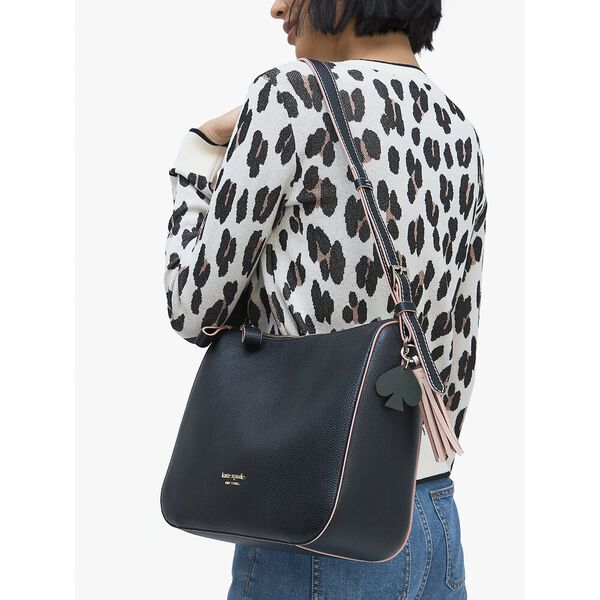 anyday medium shoulder bag, BLACK MULTI, hi-res