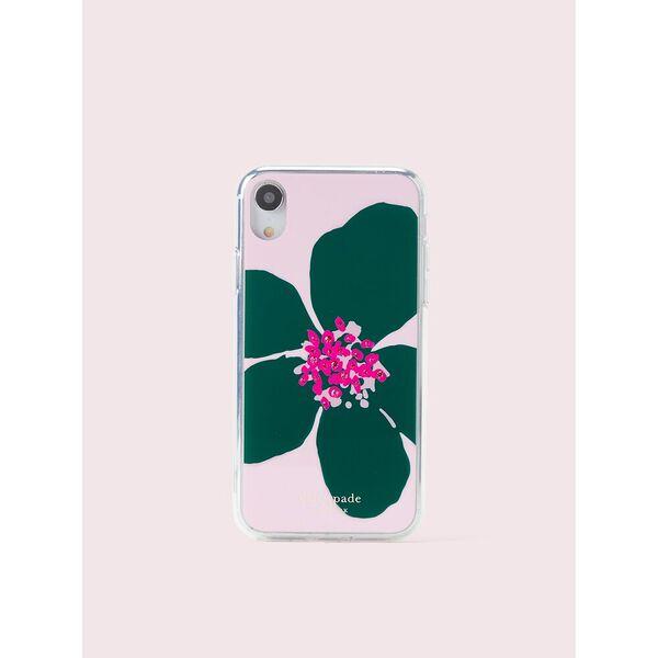 jeweled grand flora iphone xr case