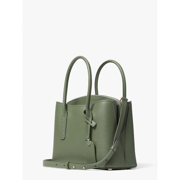 margaux medium satchel, DUSTY PICKLE, hi-res