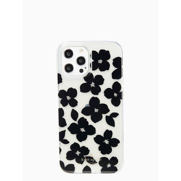 graphic blossoms gem 12 pro max iphone case