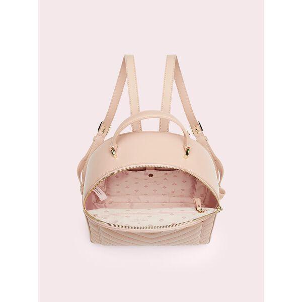 amelia medium backpack, flapper pink, hi-res