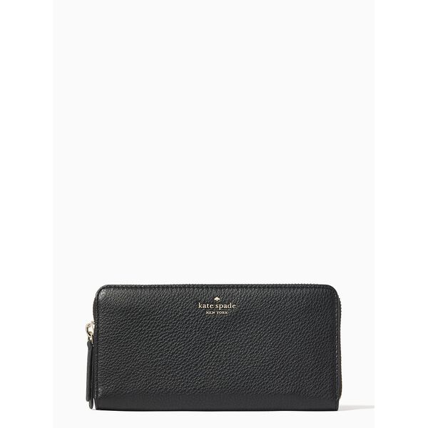 jackson large continental wallet