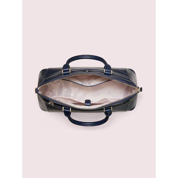 louise medium dome satchel, NIGHTCAP, hi-res