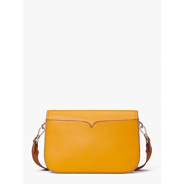 buddie colorblocked medium shoulder bag, loquat multi, hi-res