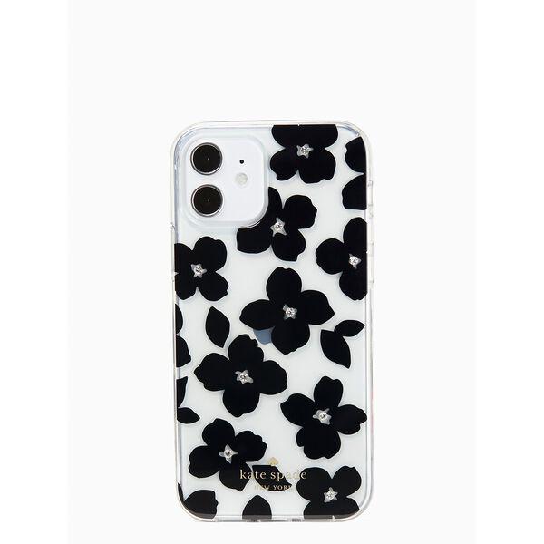 graphic blossoms gem 12/12 pro iphone case