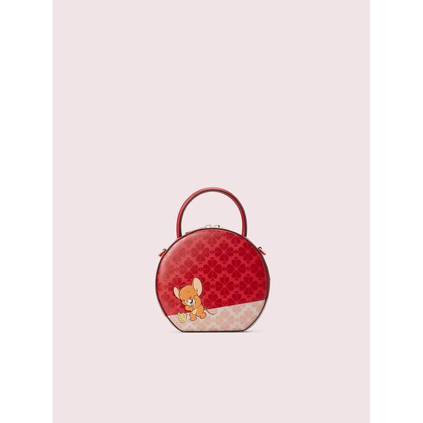 kate spade new york x tom & jerry canteen bag, multi, hi-res