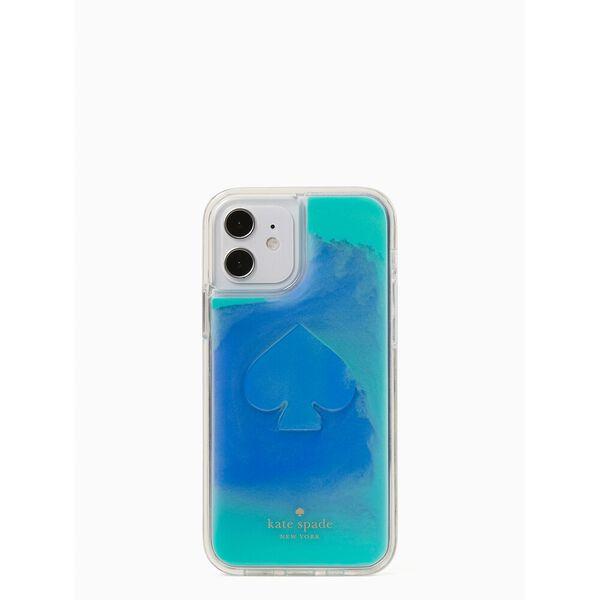 liquid sand iphone 12/12 pro case, poolside, hi-res