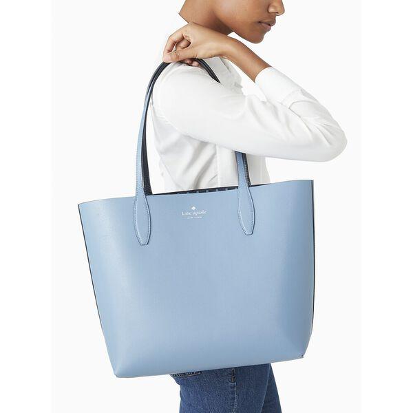 disney x kate spade new york alice in wonderland tote bag, multi, hi-res