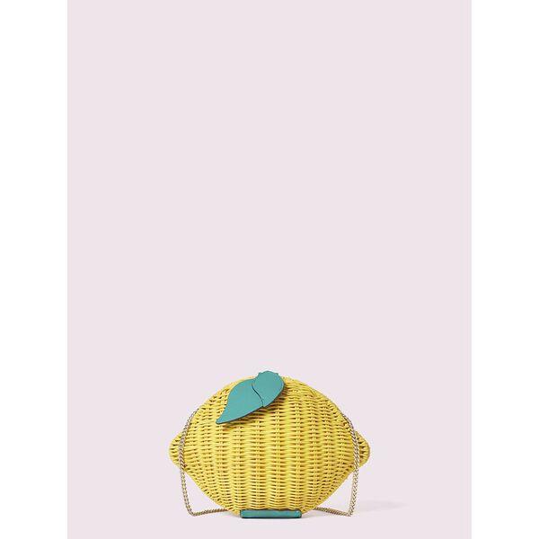 picnic perfect lemon crossbody
