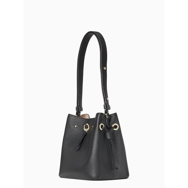 marti small bucket, black, hi-res