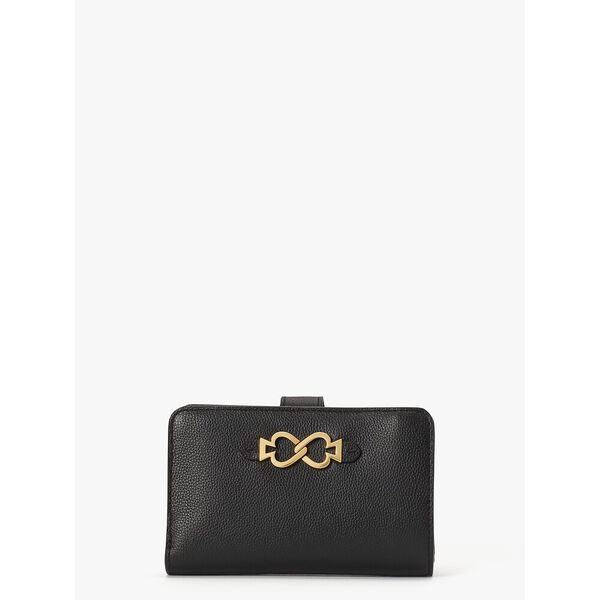 toujours compact wallet, black, hi-res