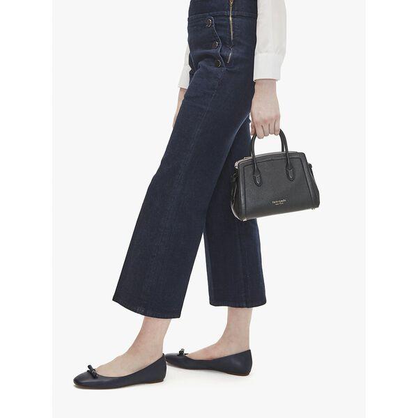 knott mini satchel, black, hi-res