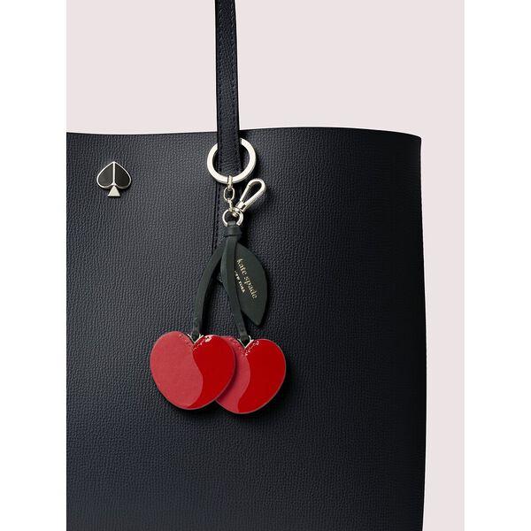 cherry keychain, MULTI, hi-res