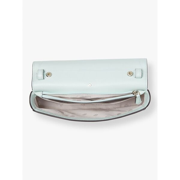 spencer chain wallet, crystal blue, hi-res