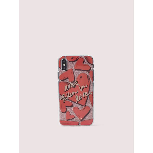 ever fallen in love iphone x & xs case
