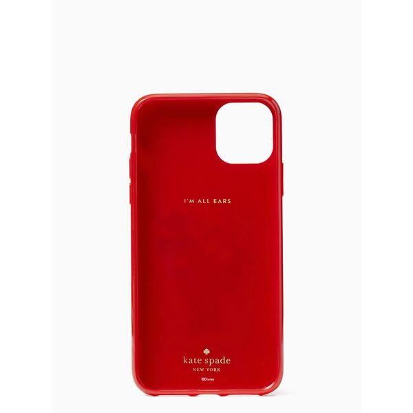 iphone cases minnie case iphone 11 pro max case, pale vellum multi, hi-res