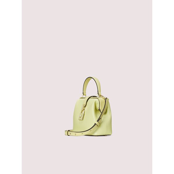 remedy small top-handle bag, lemon sorbet, hi-res
