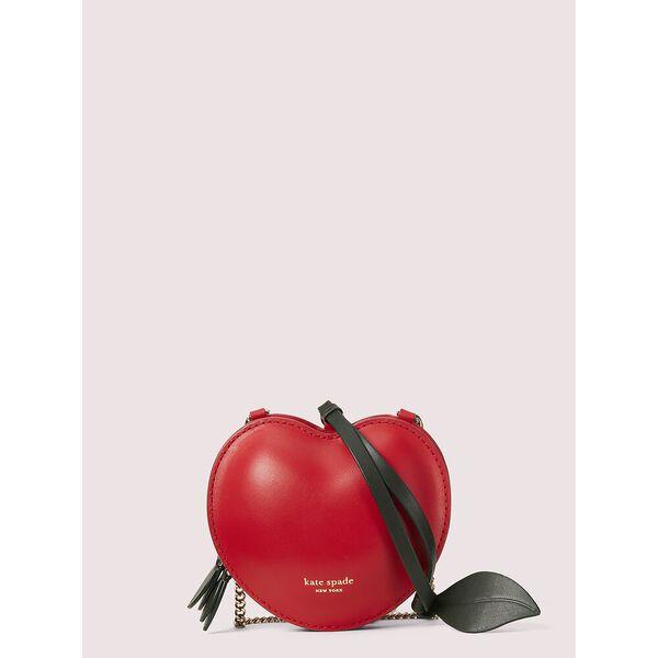 picnic micro cherry crossbody