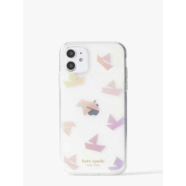 paper boats iphone 11 case