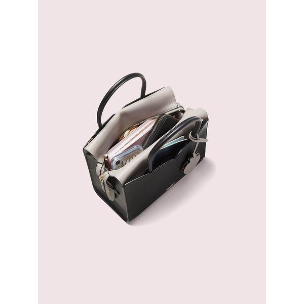 spencer medium satchel, hot chili, hi-res