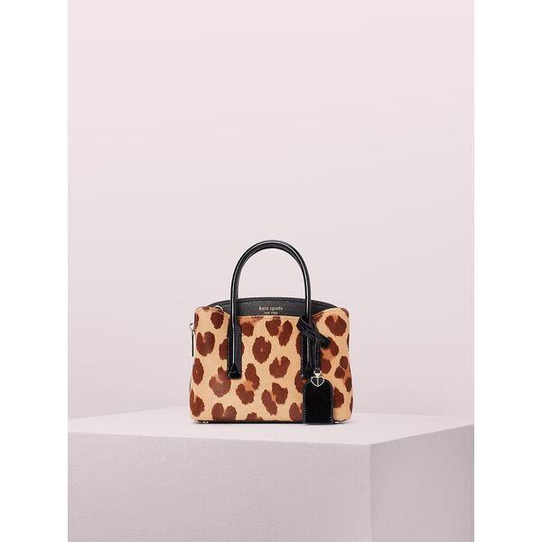 margaux haircalf mini satchel