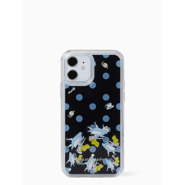 disney x kate spade new york alice in wonderland iphone 12 & 12 pro case