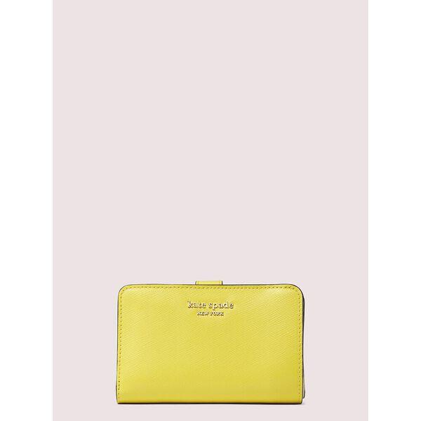 spencer compact wallet, LIGHT BULB, hi-res