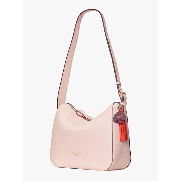 anyday medium shoulder bag, chalk pink multi, hi-res
