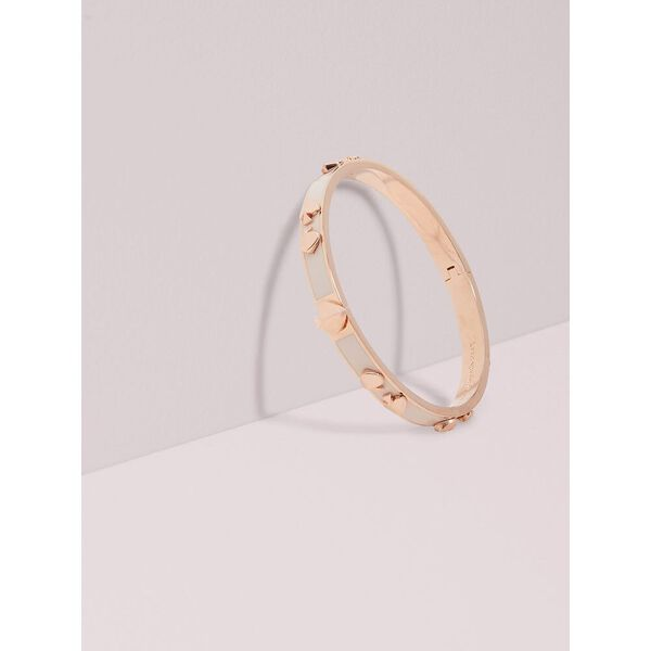 heritage spade enamel multi bangle