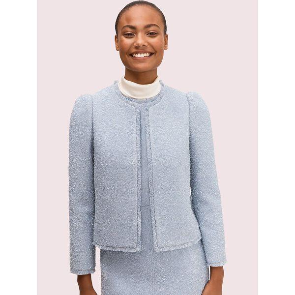 tinsel tweed jacket