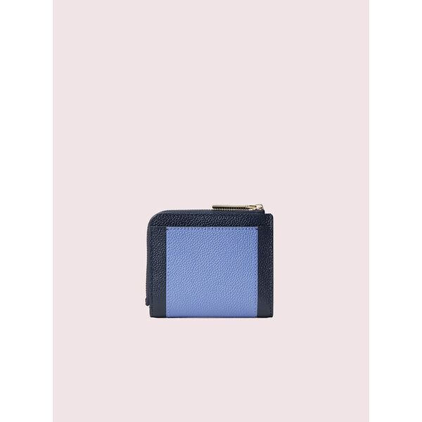 margaux small bifold wallet, forget-me-not multi, hi-res